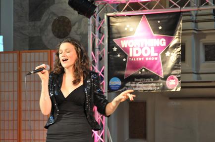 Worthing idol 2011