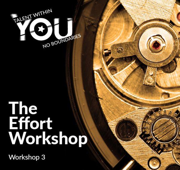 The effort workshop